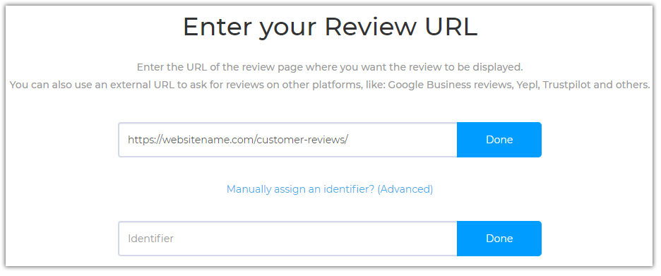 How to ask customers for reviews using Wiremo MRR Campaigns