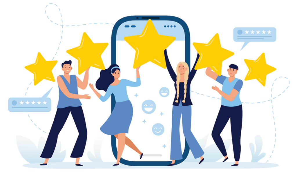 What are customer reviews and ratings?