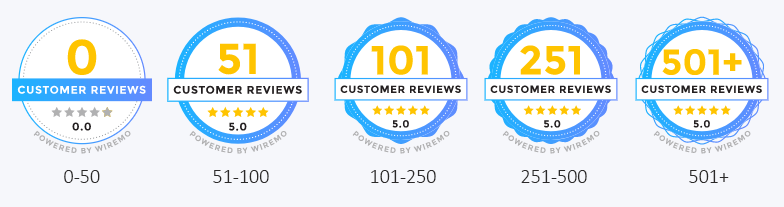 How to Setup And Use Customer Reviews Badges