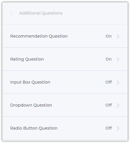 How to Setup And Use Additional Questions in Wiremo Widget