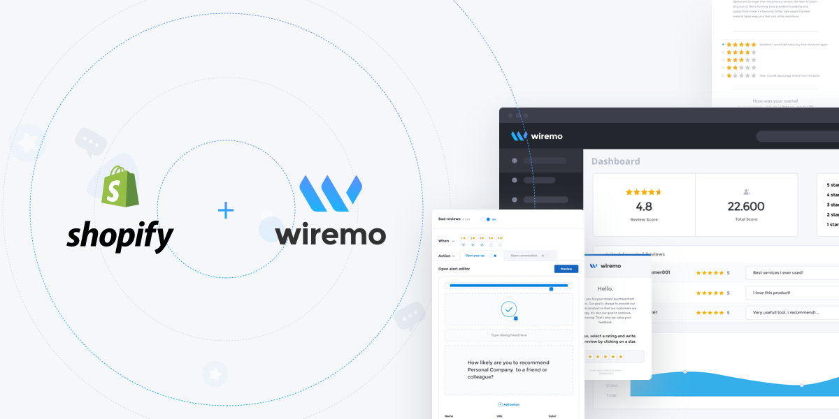How to integrate Wiremo with Shopify