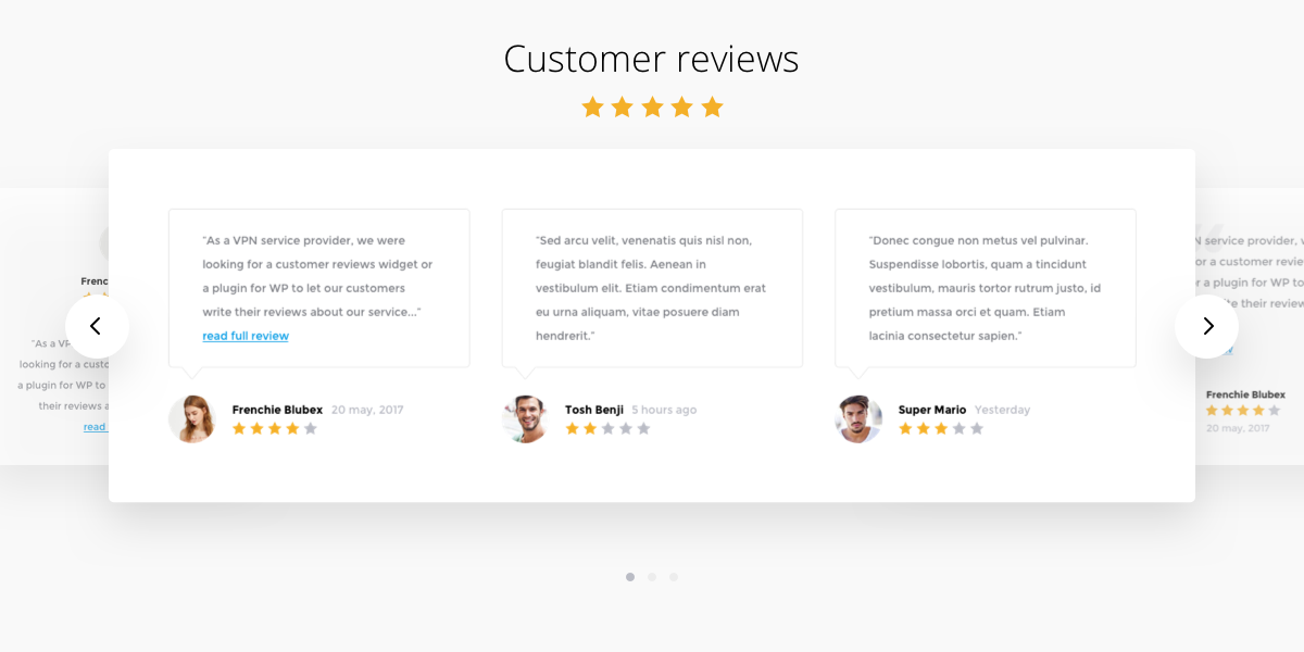 How to Setup Product Reviews Carousel on a Squarespace Website