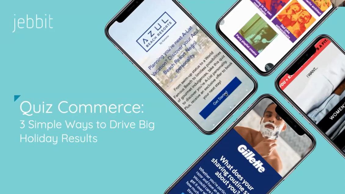 Quiz Commerce: 3 simple ways to drive big holiday results